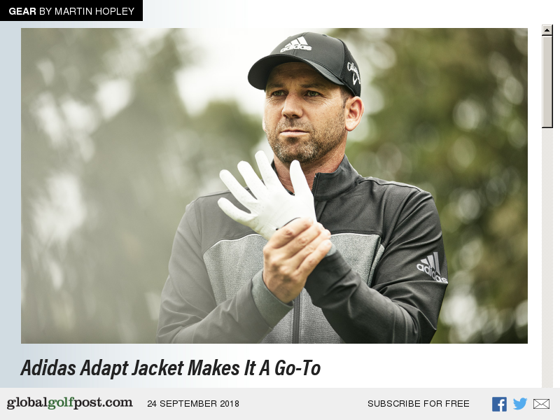 Adidas Adapt Jacket Makes It A Go-To 57322dbfe3d5