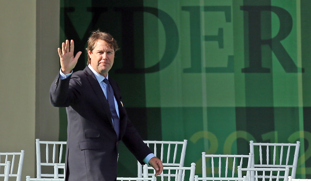 Azinger Speaks On Succeeding Miller At NBC