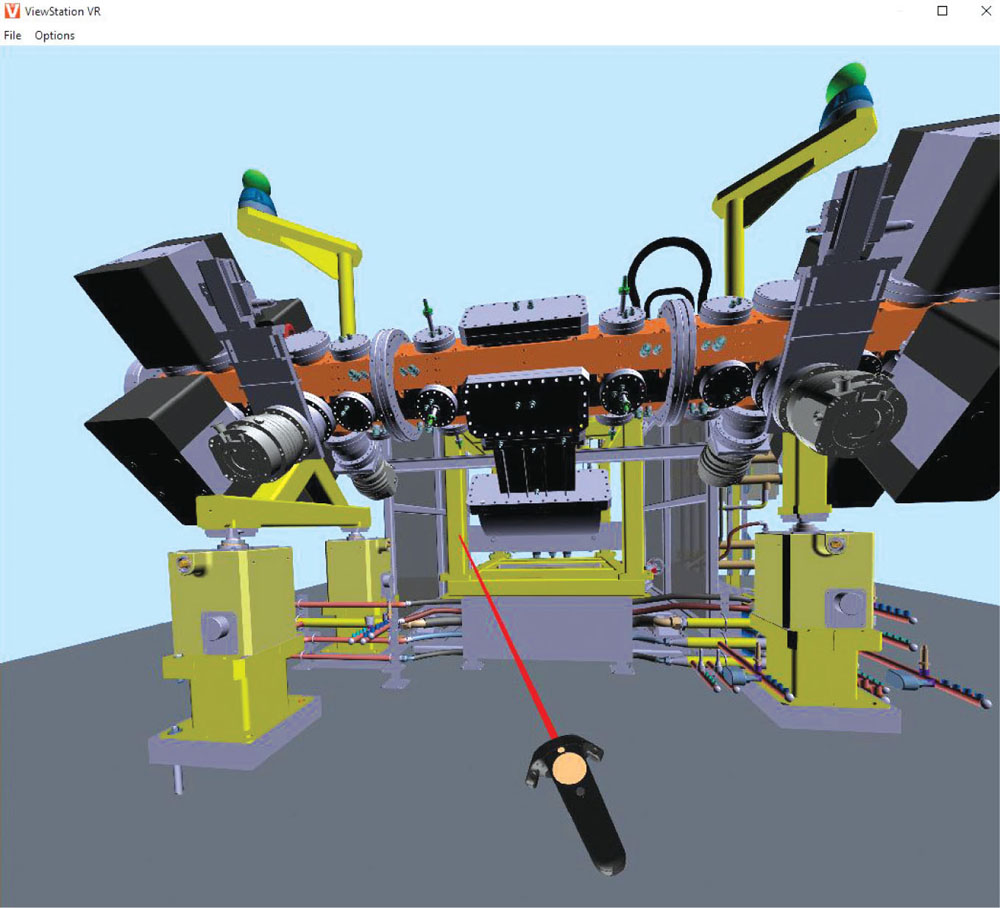 From Solid Geometry to Responsive AR-VR