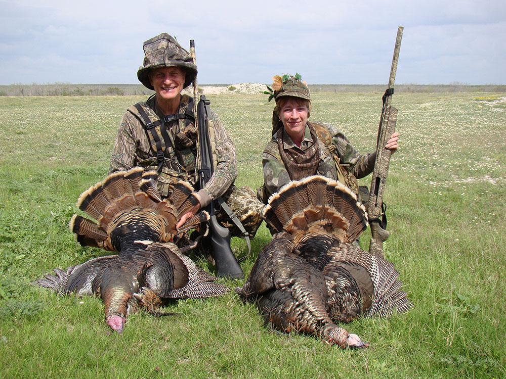 681f61995668 Texas Turkey Hunt
