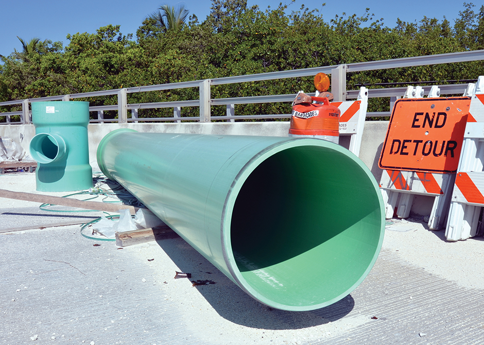 Can plastic pipes help fix our water infrastructure for Types of plastic water pipe