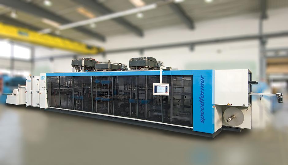Plastic Parts In Plastics Processing Equipment