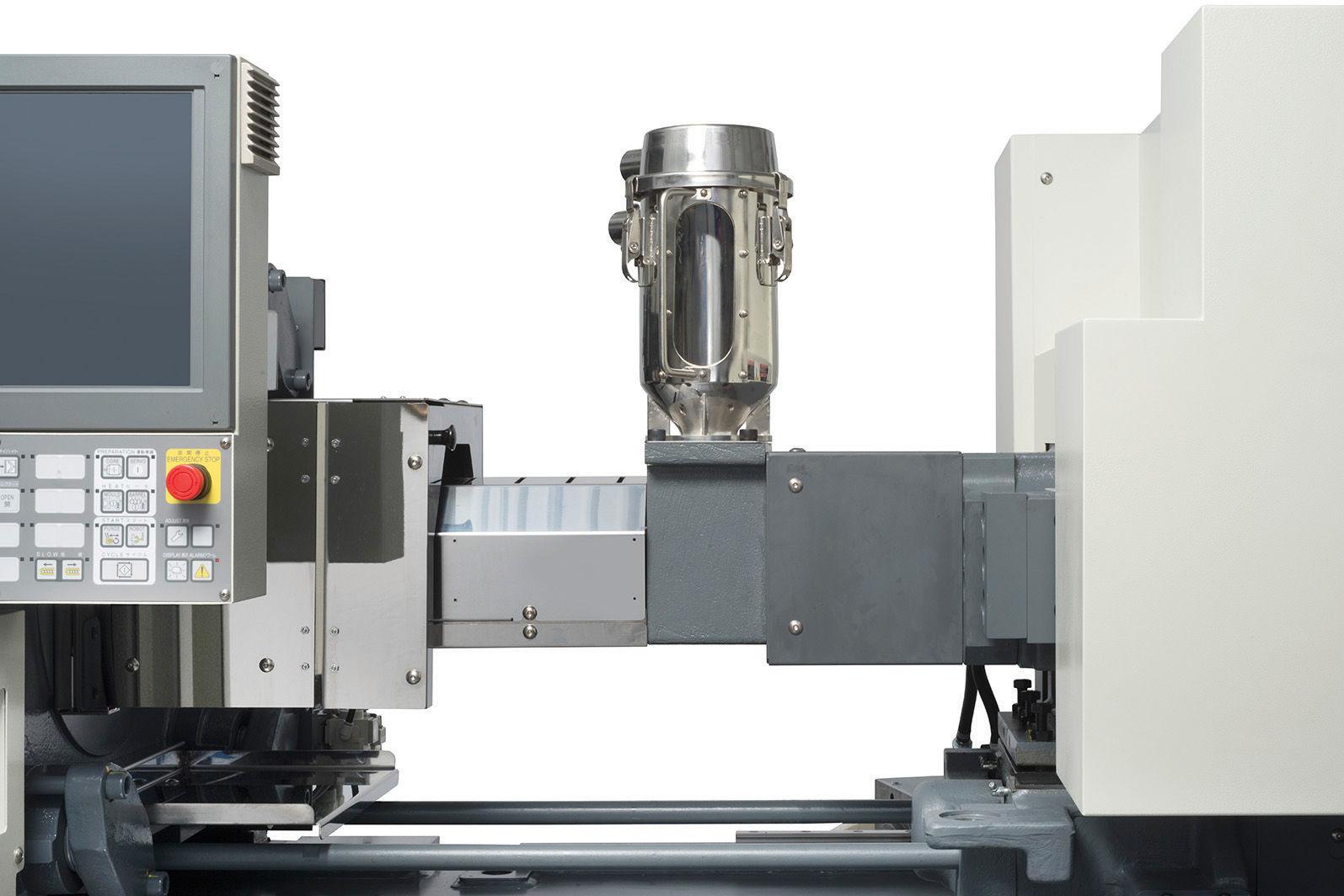 preventive maintenance injection molding machine