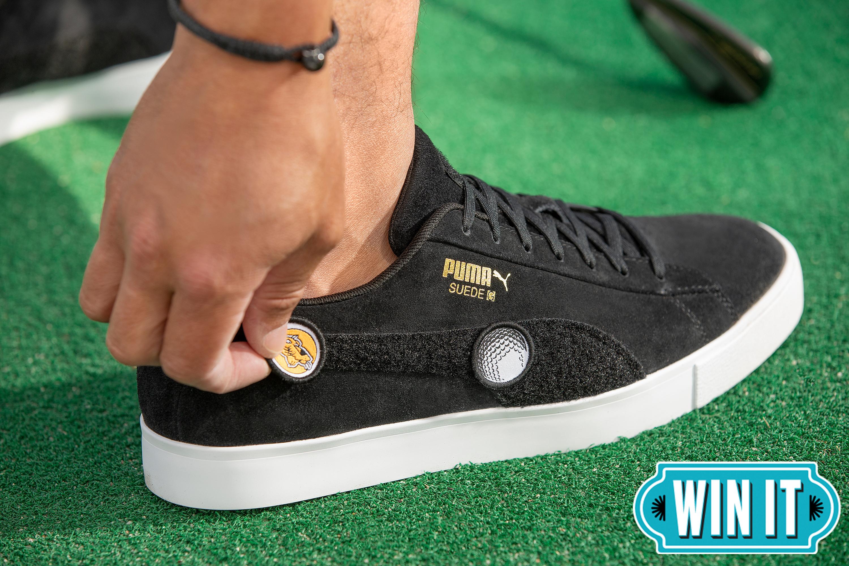 Puma Golf Boosts Offerings In Suede Line