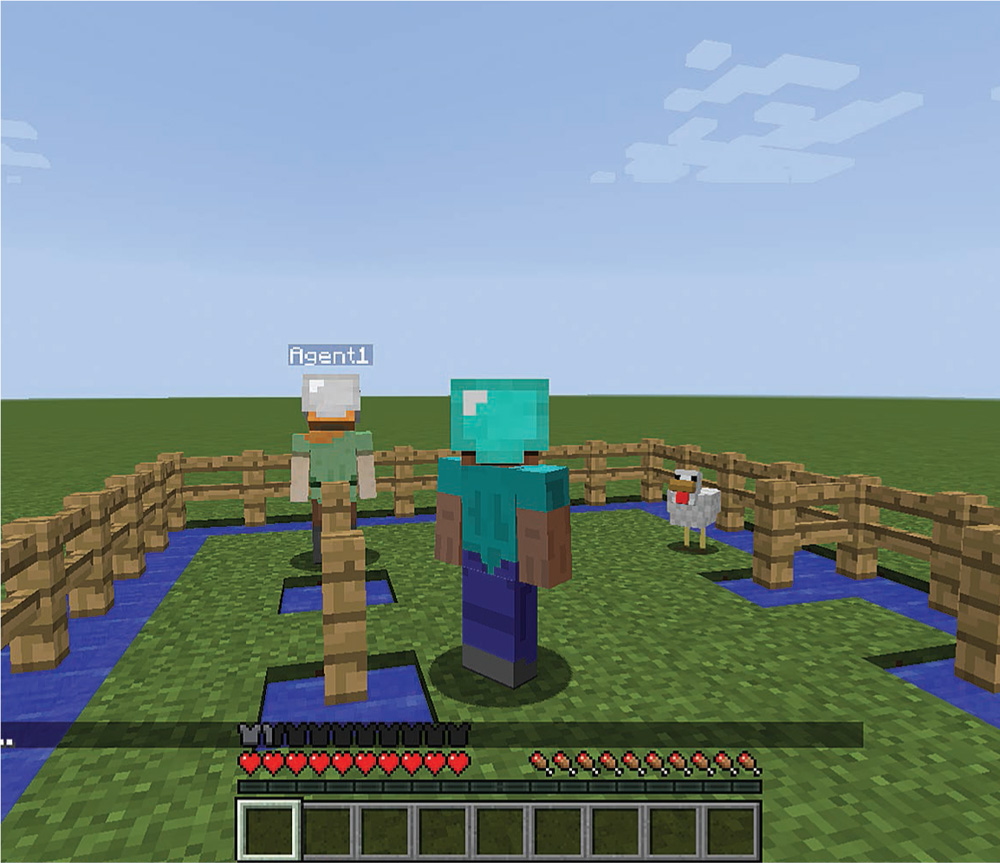 Why AIS Are Chasing Chickens in Minecraft
