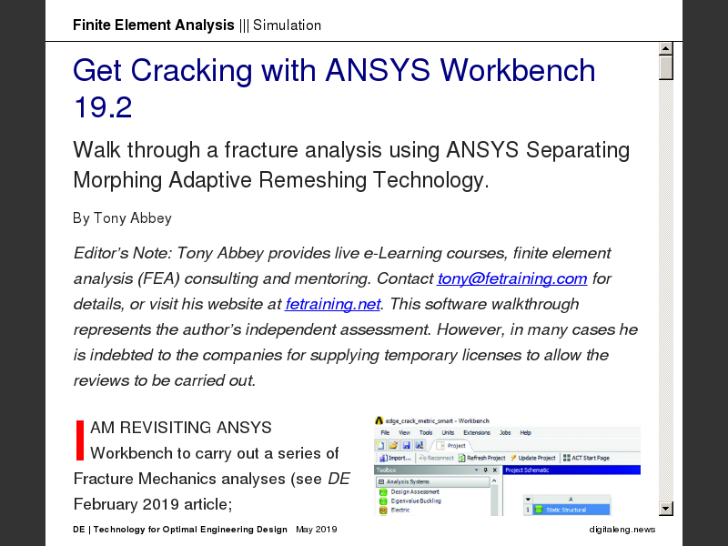 Ansys Crack 19