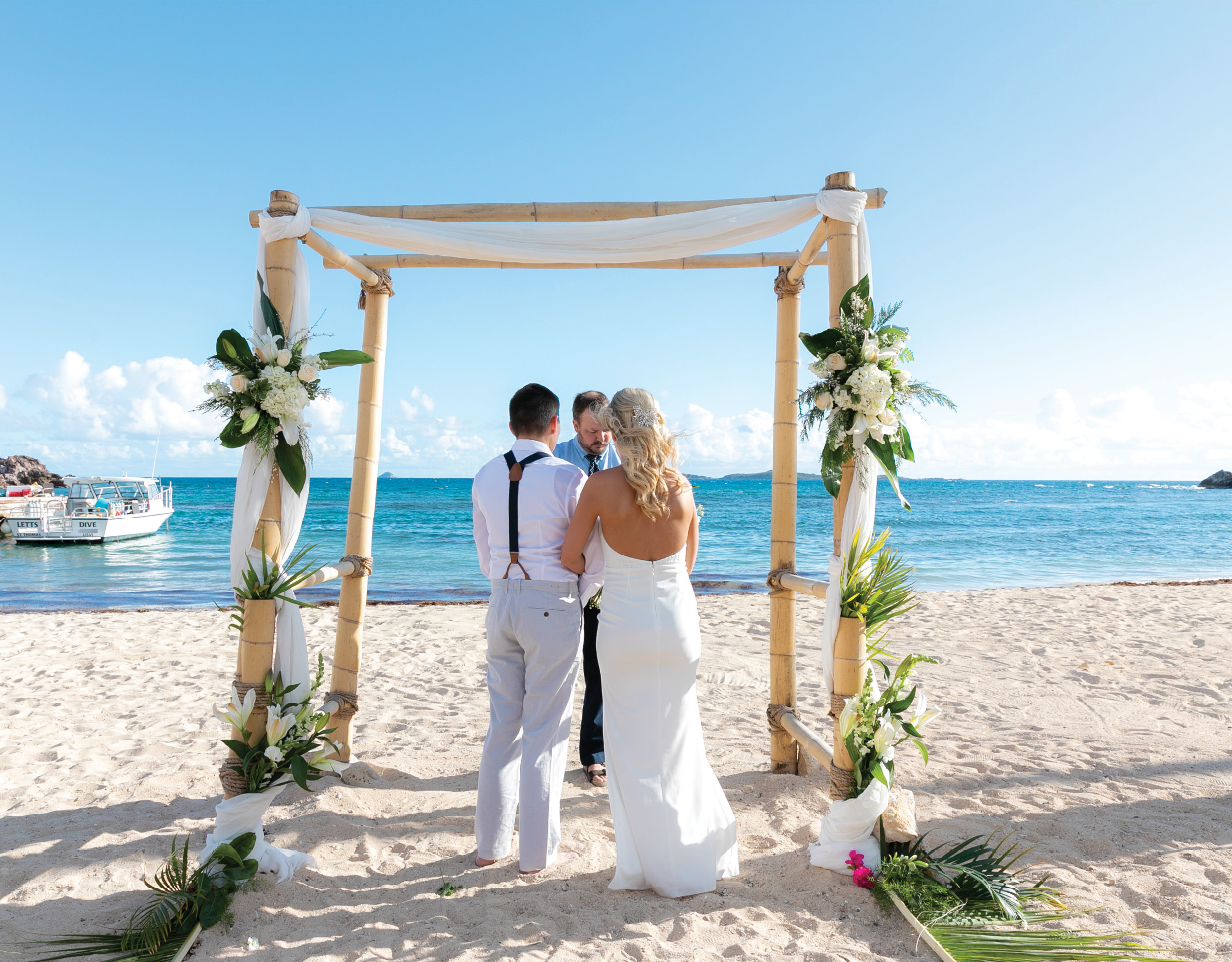 Caribbean What S New In Weddings